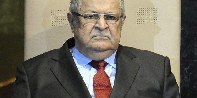 El presidente de Irak, ingresado por un coágulo