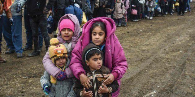 Al menos 10.000 niños refugiados han desaparecido en