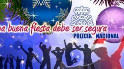 De fiesta con la Policía en 10