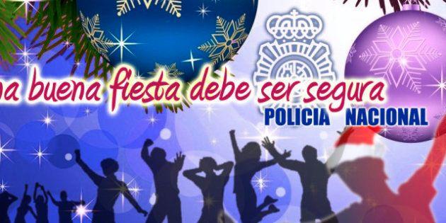 La Policía presenta un decálogo de tuits sobre la seguridad en las fiestas juveniles de