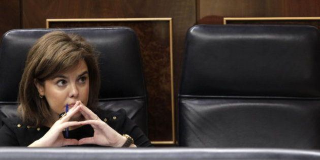 Santamaría repite a CiU y ERC que la consulta