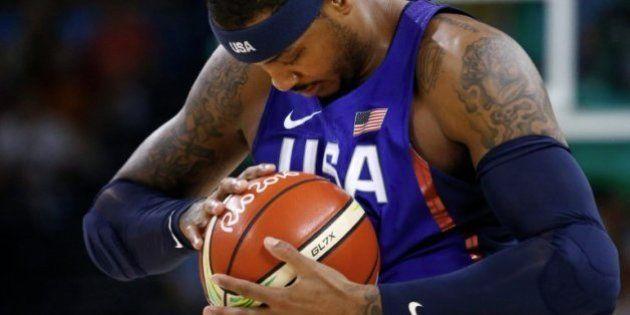 Piedra, papel o tijera: el método del equipo de baloncesto de USA para lanzar unos tiros
