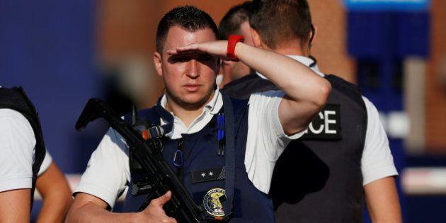 Los machetes ponen en alerta a Bélgica, un día después de un ataque a la