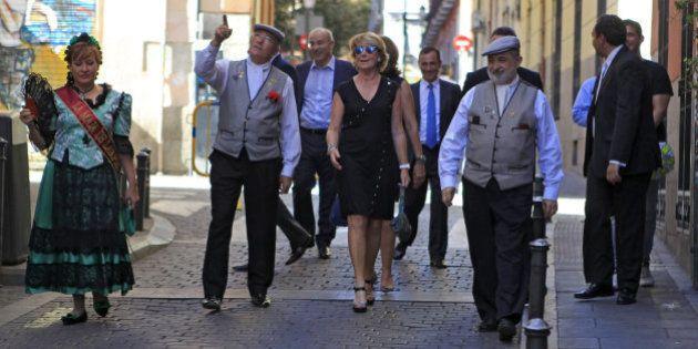 Aguirre felicita a Ahora Madrid por