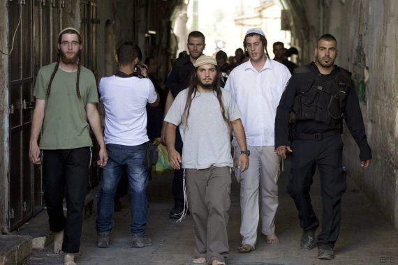 Al menos 7 detenidos en Cisjordania por los ataques de judíos colonos contra