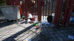 La Policía, sin actuar en pleno 'botellón' junto a Madrid