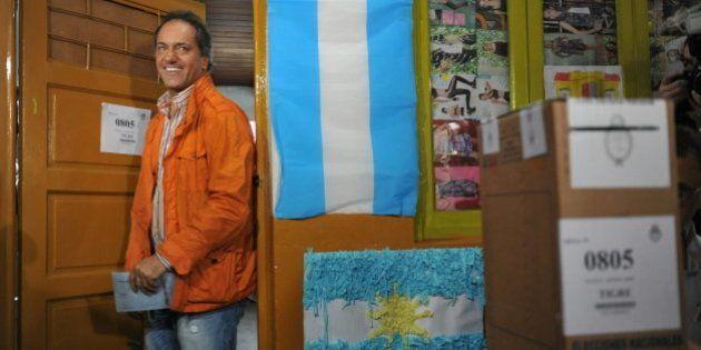 Argentina vota para elegir los candidatos a las