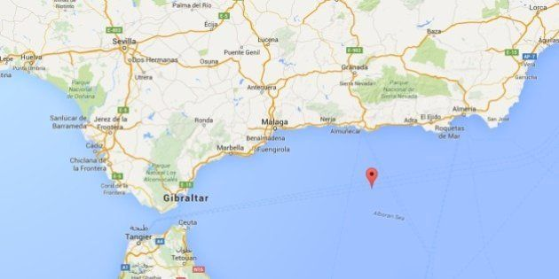 Otro seísmo de 4,5 grados en mar de Alborán se siente en Granada, Almería y