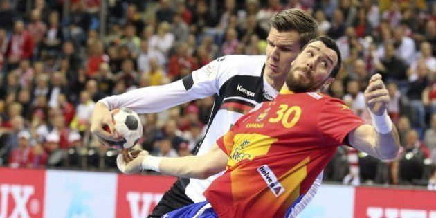 España cae (24-17) ante Alemania y se queda sin oro ni billete a los Juegos de