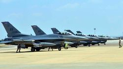 EEUU despliega F-16 en Turquía para atacar al Estado
