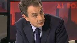 Zapatero defiende que no se pida el rescate (TUITS,