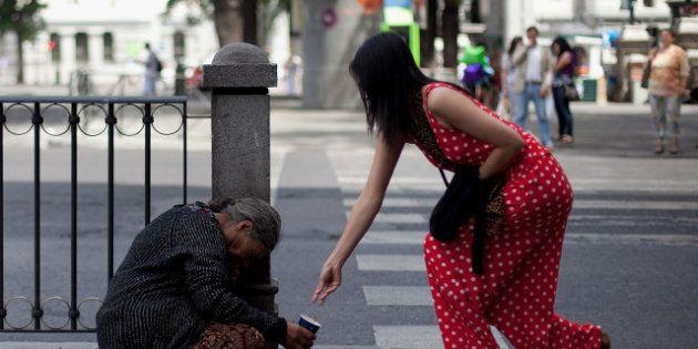 Personas sin hogar en España: En siete años aumentan un 132% quienes llevan más de un año sin
