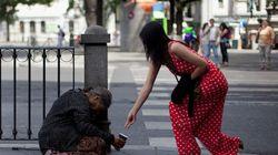 El 45% de las personas sin hogar perdió su casa tras quedarse en