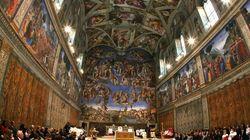 El Vaticano pasará la aspiradora a los turistas de la Capilla