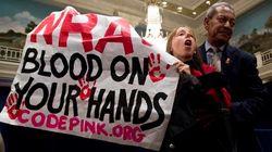Protestas contra la Asociación del Rifle: