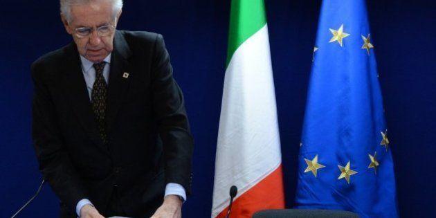 Mario Monti dimite como primer ministro de Italia tras perder el apoyo de Silvio