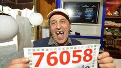El Gordo de la lotería, en