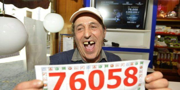 76.058, el Gordo de la lotería 2012: El sorteo, los premios y las celebraciones
