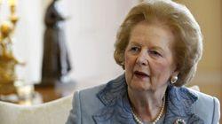 Thatcher se recupera tras ser operada de un tumor en la