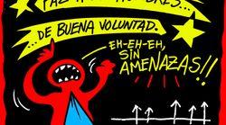 Humor totalitarista: