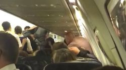 Una pelea entre pasajeros obliga a desviar un vuelo de Ryanair entre Bélgica y