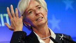La 'modesta' cena de Navidad del FMI: cuatro páginas de menú y alcohol