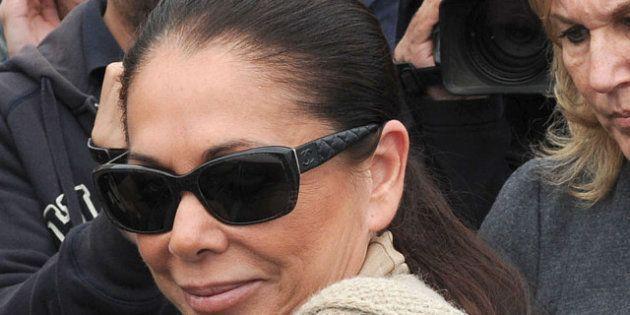Isabel Pantoja demanda a Telecinco y reclama 5 millones por la emisión de 'Mi