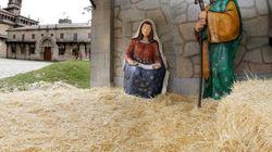 El niño Jesús, 'desahuciado' en Santiago de