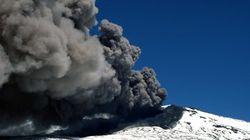 La erupción del volcán Copahue