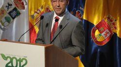 El presidente canario aboga por limitar la inmigración para reducir el