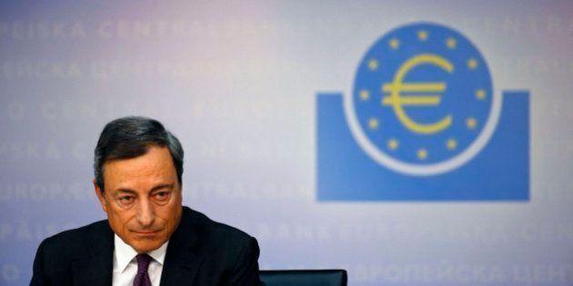 El BCE revisa en una décima sus previsiones de crecimiento para la zona