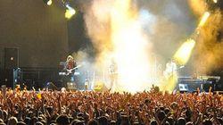 Madrid autorizó un concierto en Vistalegre que superó el