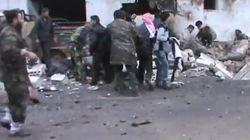 Decenas de muertos en un ataque contra una panadería en Siria
