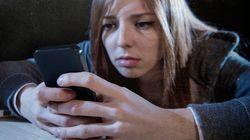 Revisé el móvil de mi hija y puede que le salvara la
