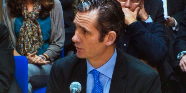 Urdangarín dice que cobró 710.000 euros por organizar dos