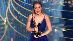 Brie Larson revela la petición sexista que le hicieron en sus primeras