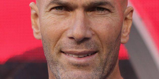 Zidane descarta a Bale y Kroos y se lleva a su hijo