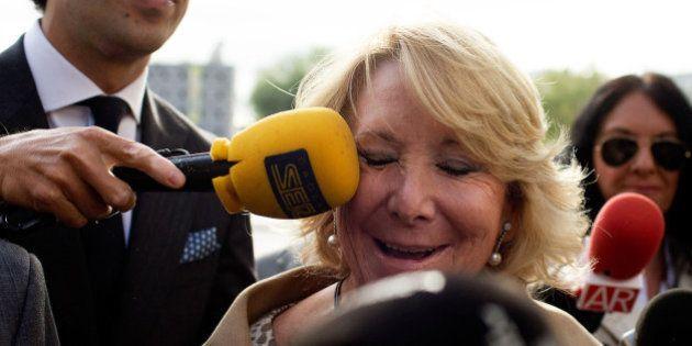 Aguirre perdona el 'microfonazo' de la SER:
