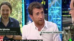 La crítica de Iglesias a Rajoy por su entrevista con Pablo