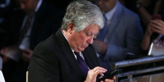 Arturo Fernández dimite como vicepresidente de la CEOE por las 'tarjetas