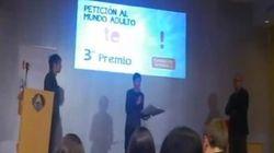 Un joven rechaza un iPod en un concurso de Antena