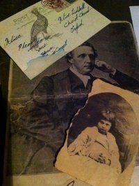 Lewis Carroll y Alicia Liddell resucitan en un psiquiátrico de Nueva