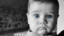 Tu bebé ve (y oye) cosas que tú no ves (ni