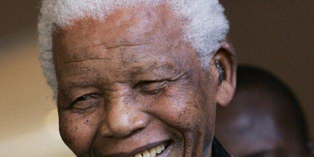El estado de salud de Nelson Mandela es incierto, pero sale del