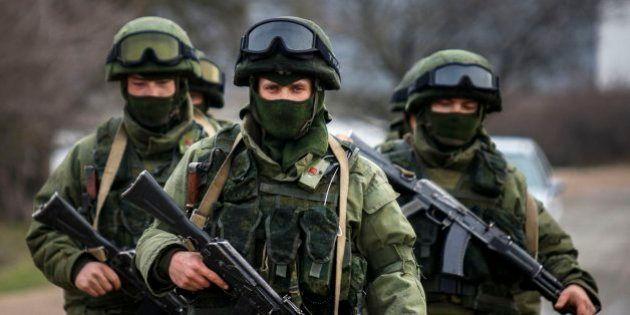 Crimea avisa de que sólo negociará con Kiev si cambia el