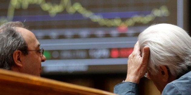 Bankia se desploma en Bolsa y cae en la apertura de la sesión tras su valoración
