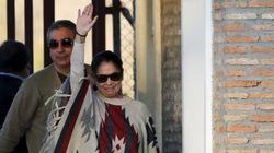 Isabel Pantoja sale definitivamente de prisión tras firmar la libertad
