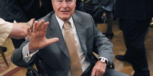 Empeora la salud del expresidente de EEUU George H. W.
