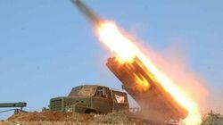 Corea del Norte dispara seis proyectiles de corto