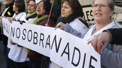 González denuncia que los médicos toman